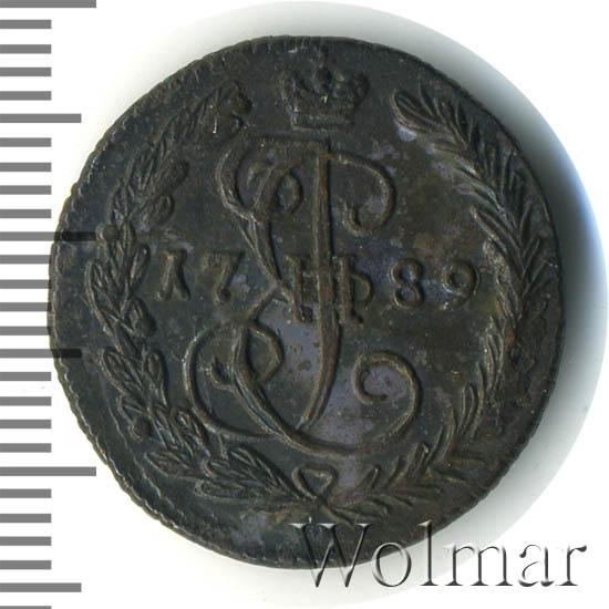 Монета 1789 екатерина 1400 год какой век
